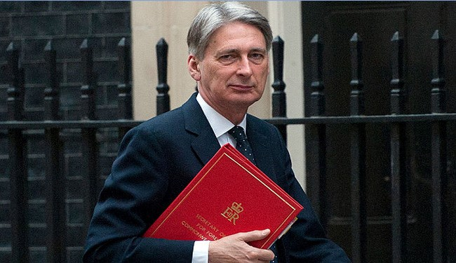 Phillip Hammond, Britain's Foreign Secretary to Visit Iran