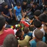 فلسطین: ۴۶ شهیداً بینهم ۱۰ اطفال وآلاف الجرحى منذ بدایه أکتوبر