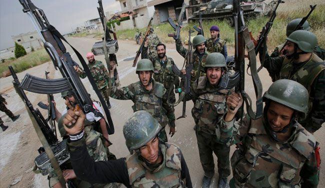 الجیش السوری یتقدم على جبهات حلب وادلب ویحرر مناطق جدیده