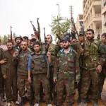 """الجیش یکتسح الإرهابیین بریف حلب ویدمر مواقع """"داعش"""" بدیر الزور"""