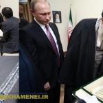 راز جعبه ای که پوتین از مسکو به تهران آورد