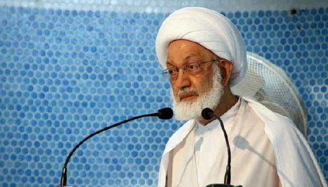 رژیم بحرین تابعیت شیخ عیسی قاسم را لغو کرد