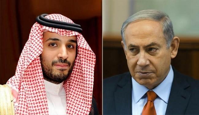 «مجتهد»: بن سلمان التقی نتنیاهو فی العقبه للتنسیق ضد إیران