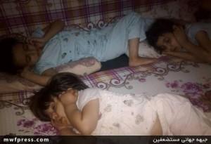 عکسی از کودکان یمن