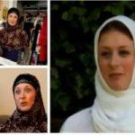 ماجرای مانکن آمریکایی که مسلمان شد