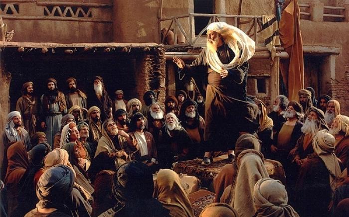 تریلر فیلم سینمایی محمد رسول الله (ص)