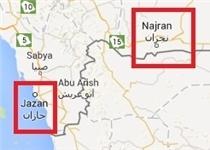 الحاققریبالوقوع ۲ استانسعودی به یمن / سقوط ۳۰ پایگاه نظامی