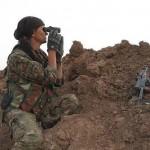 مانکن کانادایی که با داعش می جنگد (+عکس)