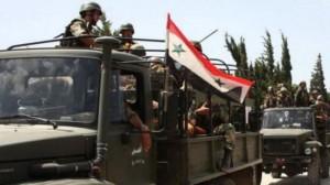 ارتش سوریه و پیروزی های پی در پی