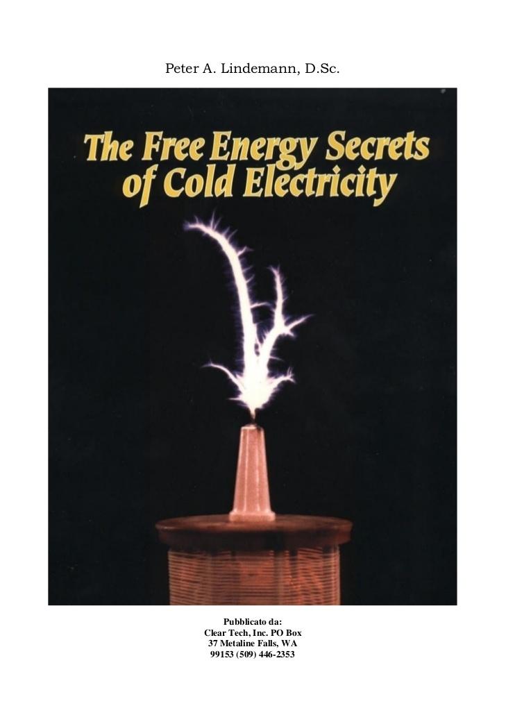 رازهای برق سرد