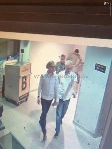 لحظه دستگیری الاسیر