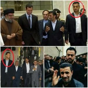 محافظ احمدی نژاد