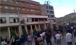 مرگ یک دختر جوان مهماندار در هتلی در شهرستان مهاباد