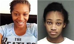 مرگ مشکوک دختر سیاهپوست در زندان آمریکا