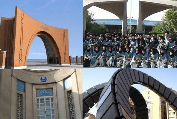 موثرترین دانشگاههای جهان