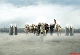 ماجرای نزول فرشتگان در زمان رجعتِ امام حسین(ع)