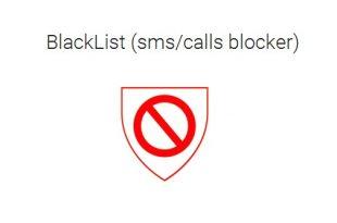 دانلود BlackList؛ مسدود سازی پیام و تماسها
