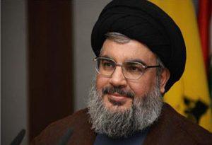 حزبالله: سید حسن نصرالله خطوط قرمزی را برای کاخ سفید مشخص کرد