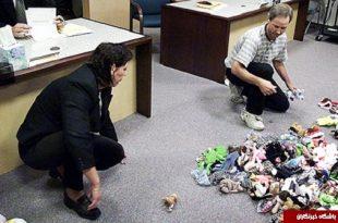 مضحک ترین تقسیم اموال هنگام طلاق+عکس