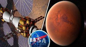ناسا چه زمانی انسان را برای سفر به مریخ آماده میکند؟