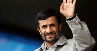 حال و هوای منزل احمدی نژاد در روز درختکاری + عکس
