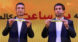 برنامه بازیهای لیگ برتر فوتبال ایران ۹۷-۹۶