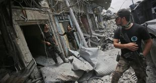 ISIS collapse in Iraq's Mosul