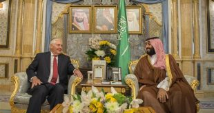 US talks with Saudi