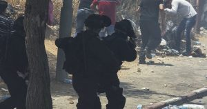 Four Palestinian martyred in protests in occupied territories
