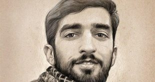 تشییع پیکر شهید حججی