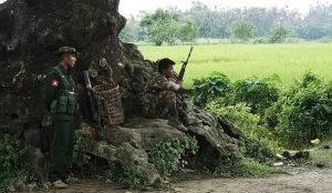 Rohingya from Myanmar