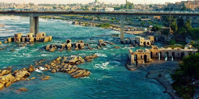بافت تاریخی شهر دزفول