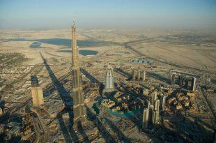 معرفی برج خلیفه، بلندترین آسمان خراش جهان