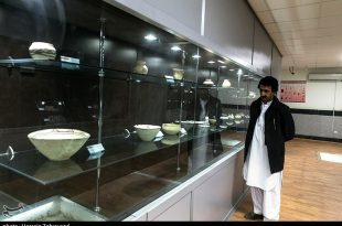 برپایی نمایشگاه مشترک فرهنگهای پیش از تاریخ در موزه زاهدان