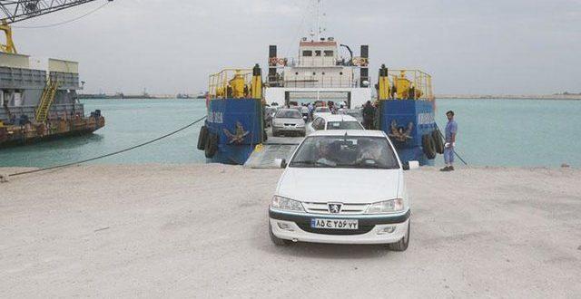 خودرو به جزیره کیش