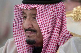پادشاه عربستان