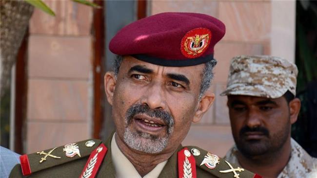 Former Yemeni Defense Minister Mahmoud al-Subaihi