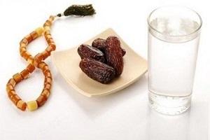 رفع تشنگی در رمضان