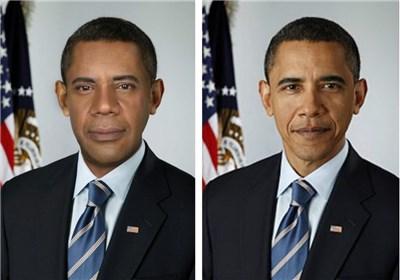 بازیگر نقش اوباما