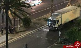 حمله با کامیون در فرانسه