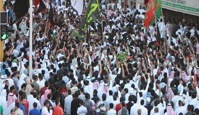 قوات سعودیه تکرر اقتحام العوامیه غداه مسیره نددت بقتلها مدنیین