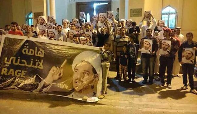 الوفاق: توقیف الشیخ علی سلمان تصعید خطیر