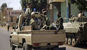 قوات انصار الله والحرس الخاص للجیش الیمنی یحکمان الطوق على عدن