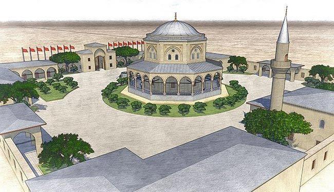 قبر سلیمان قانونی