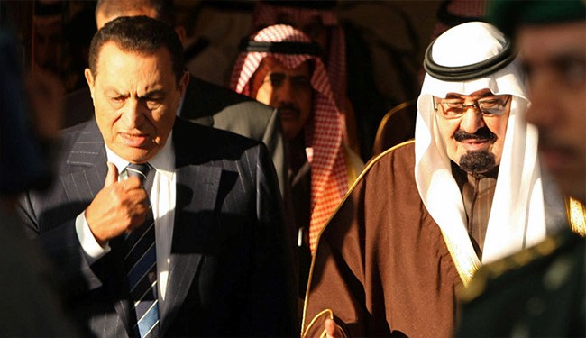 WikiLeaks: Saudi Willing to Pay $10bn for Mubarak