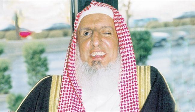 مفتي الوهابية السعودي