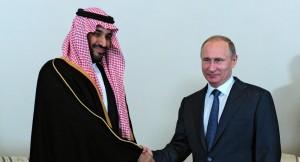 Russia and Saudi Arabia