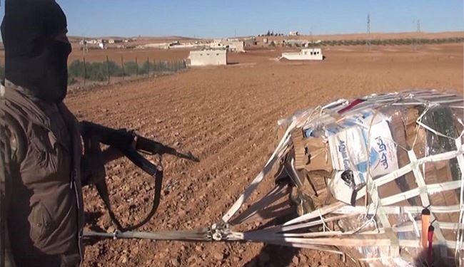 سنلقی المزيد من الذخائر للجماعات المسلحة في سوريا
