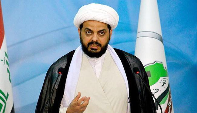 الشيخ قيس الخزعلي