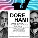 دانلود آهنگ با کیفیت MP3 128 Mehran Modiri Dorehami